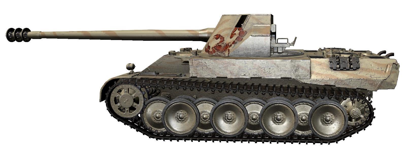 Купить пт сау скорпиона джет купить премиум танк дешево
