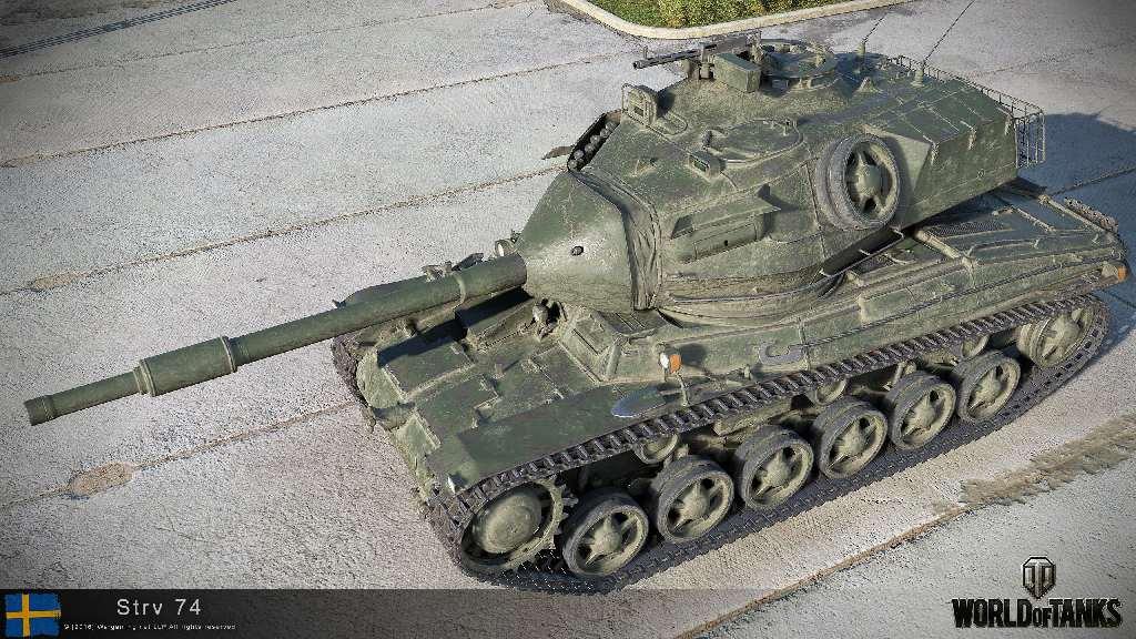 Strv-74