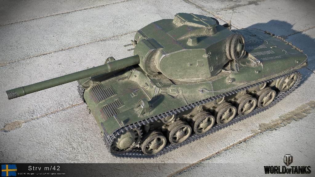 Strv-m-42