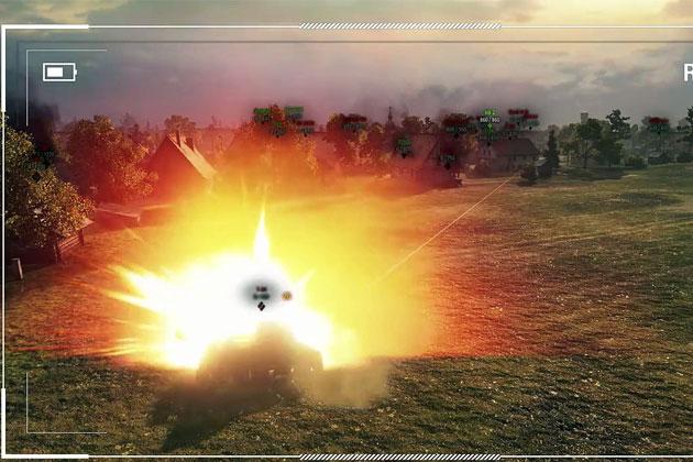Лучшие выстрелы недели World of Tanks