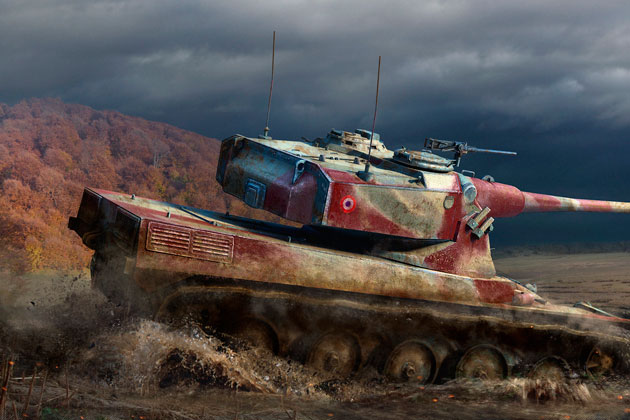 World of Tanks танковедение
