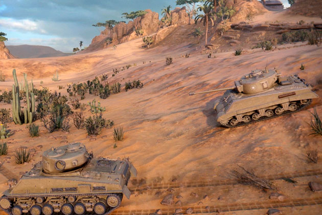 World of Tanks премиумные танки