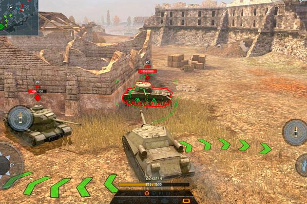 World of Tanks онлайн играть бесплатно
