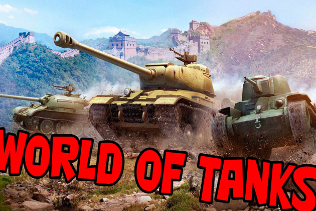 World of Tanks видео от Джова