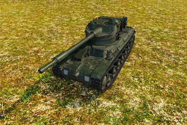 Шведские танки
