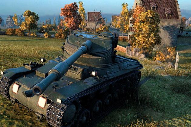 Шведские танки в World of Tanks видео