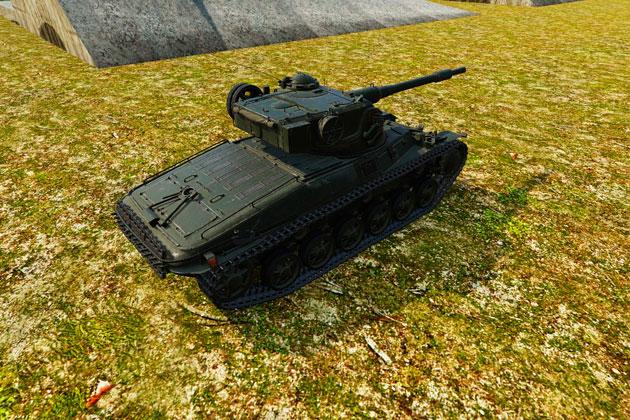Обзор шведских танков в ВОТ