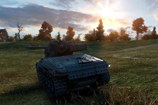 ТТХ шведских танков WOT