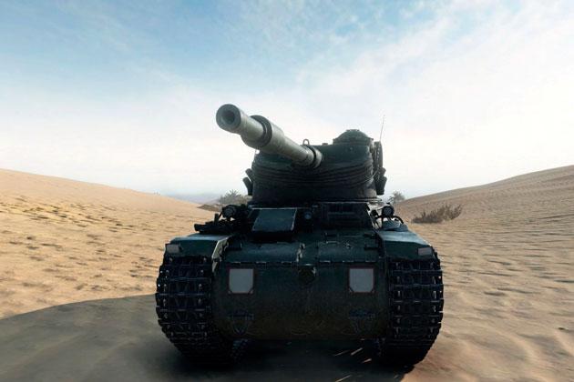 ТТХ шведских танков