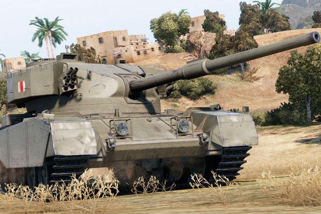 Новый шведский прем танк обзор