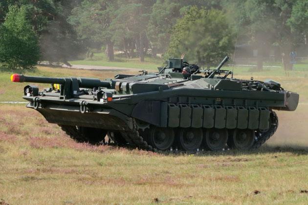 Шведский танк 10 уровня