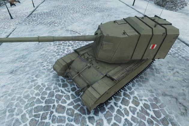 Шведская линейка танков в ВОТ