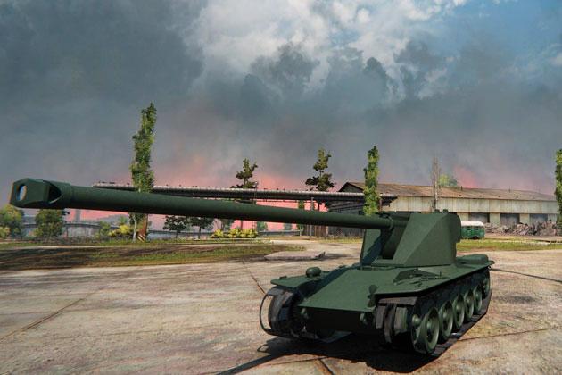 Шведский танк Emil
