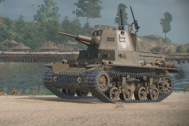 Дата выхода шведских танков