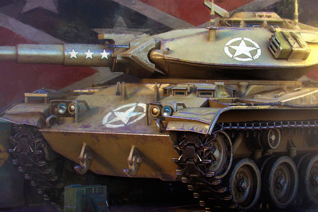 Купить аккаунт World of Tanks Blitz