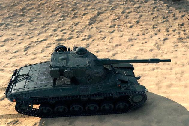 World of Tanks шведская ветка