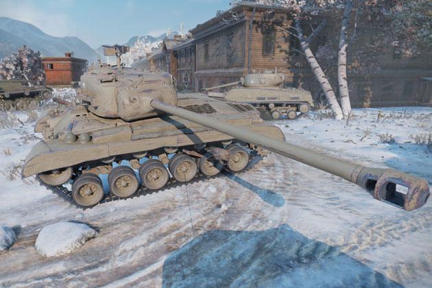 Скачать World of Tanks Test