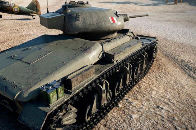Как вернуть танк в World of Tanks