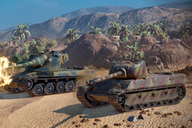 Сколько места занимают танки