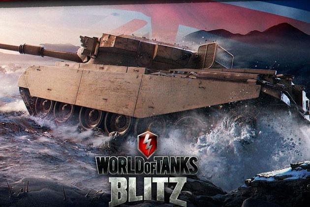 World of Tanks Blitz на компьютер