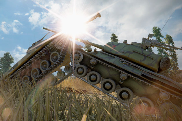 Рулетка танки world of tanks