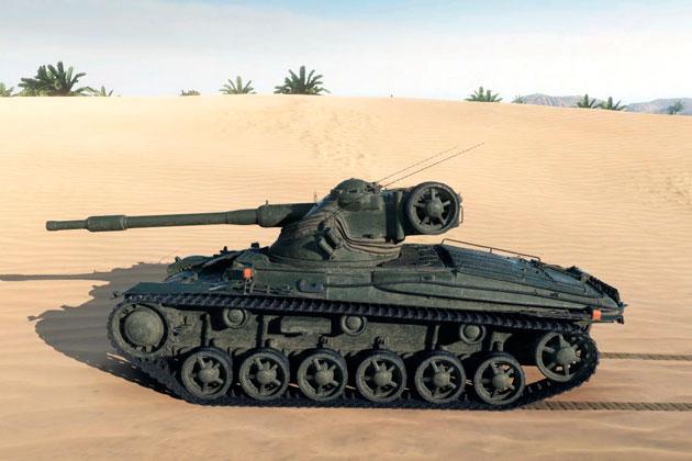 Шведский прем танк в world of tanks