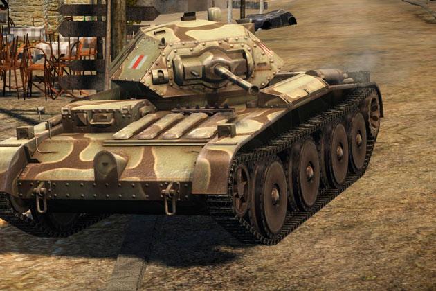 Голосование за танк в world of tanks