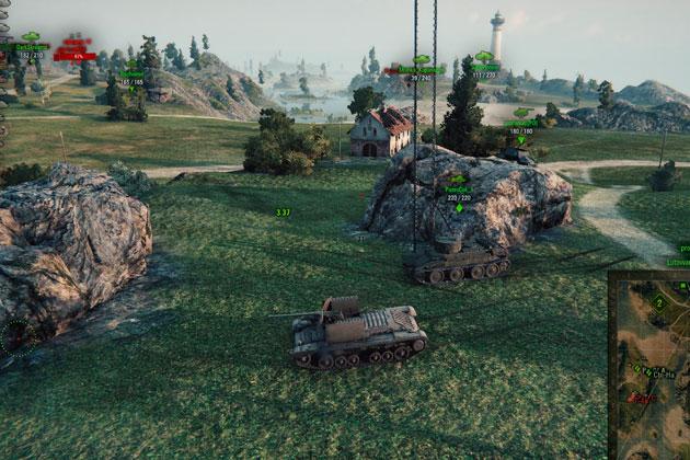 Кто создал игру world of tanks