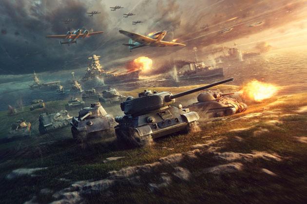 Как переустановить танки world of tanks