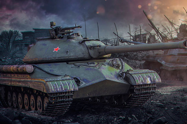 Озвучка от актера для world of tanks