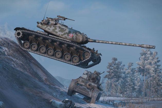 Посмотреть кпд игрока World of Tanks