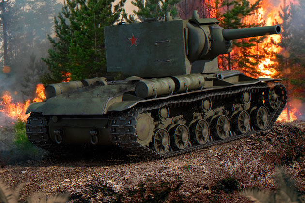 Счетчик КПД World of Tanks