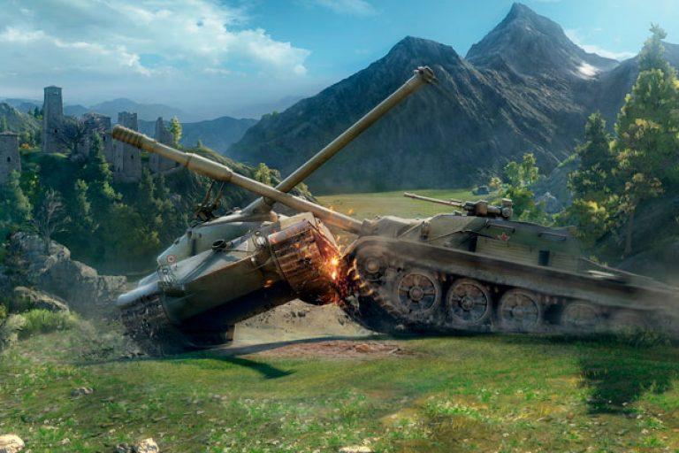 картинки танков на рабочий стол № 524173  скачать