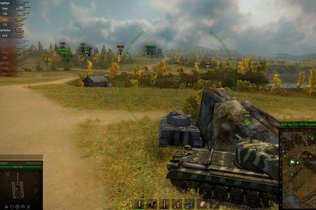 Почему скачет пинг на World of Tanks