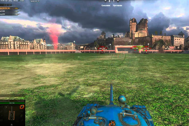 Почему скачет пинг в World of Tanks