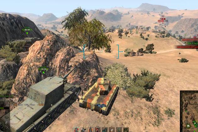 Скачать бота для World of Tanks