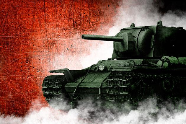 Самый тяжелый танк в мире