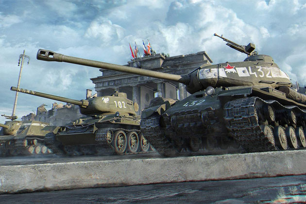 FaceIt World of Tanks как играть