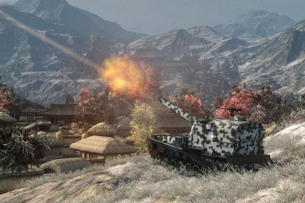 Самая точная арта в World of Tanks