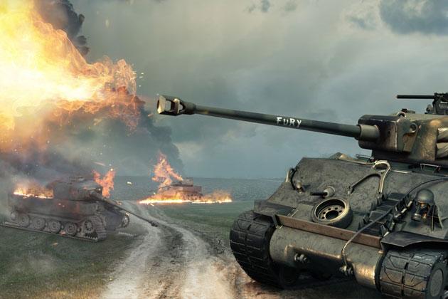 Установить игру World Of Tanks бесплатно