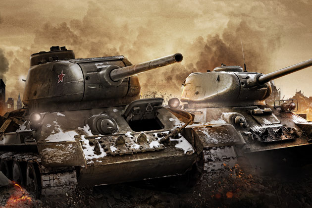 Винрейт танков World of Tanks