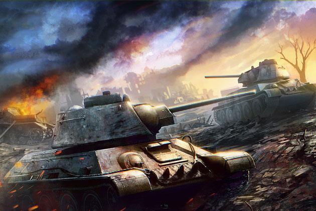 Долго заходит в бой World of Tanks