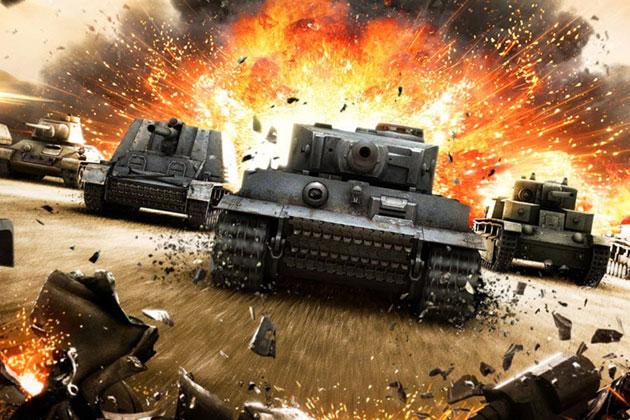 Слушать музыку про танки World of Tanks