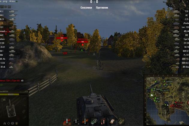 Читерные моды для World of Tanks
