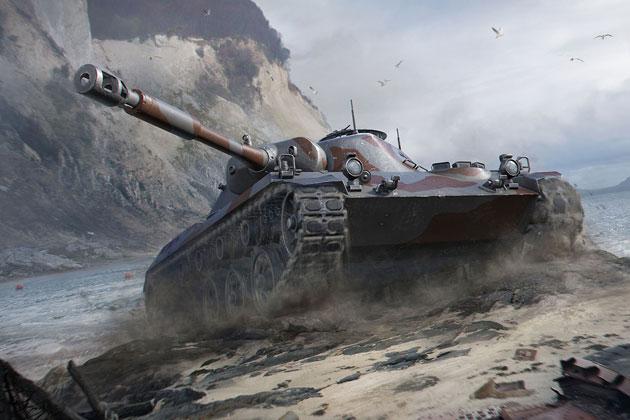 Самый доходный танк в World of Tanks