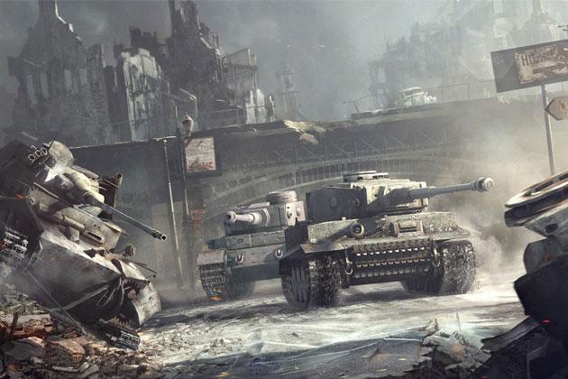 Сколько трафика ест World of Tanks