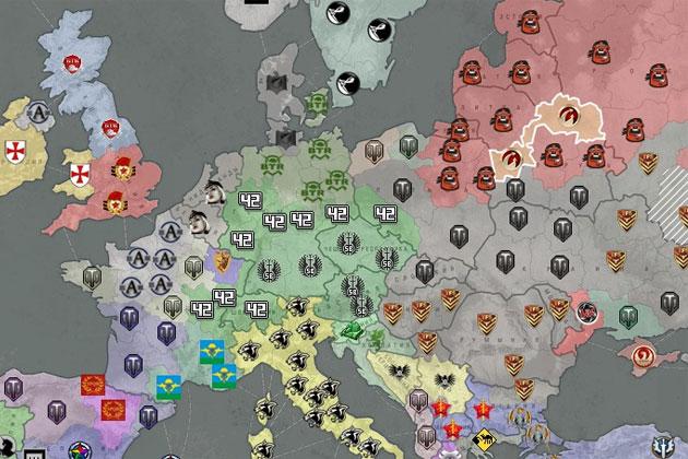 Карты в танках онлайн World of Tanks
