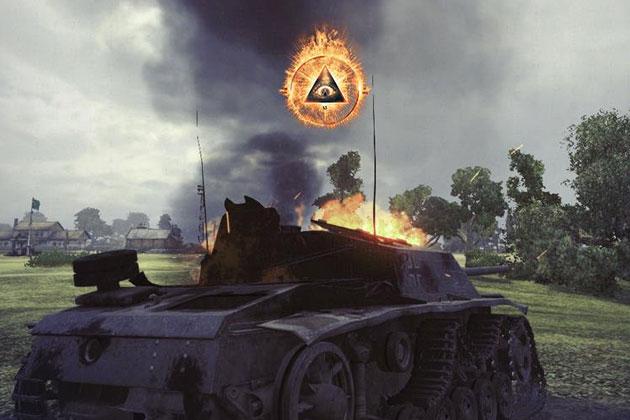 Как установить лампочку в World of Tanks