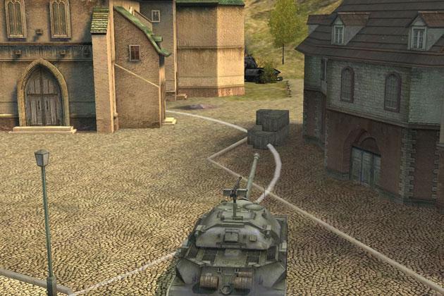 World of Tanks Blitz официальный сайт