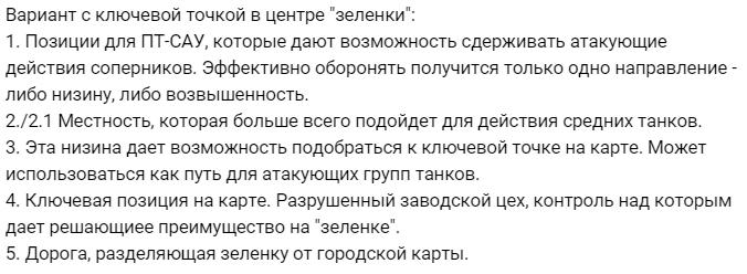 """Переработанная карта """"Промзона"""" версия 1"""